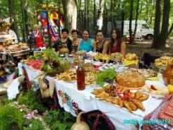 Удружења жена -изложба хране