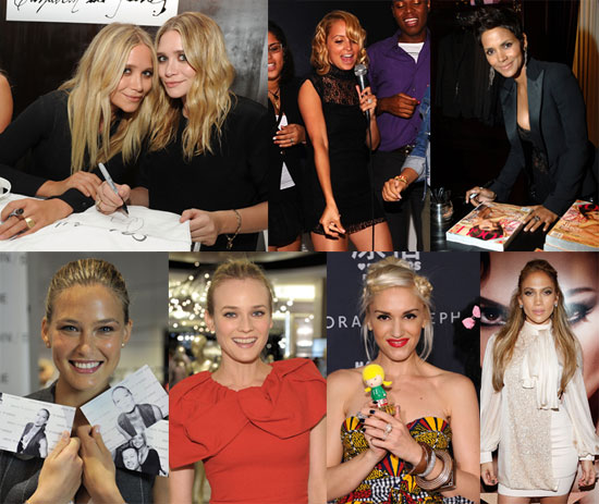 Pictures Of Celebrities Including Jessica Alba Sarah