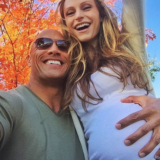 Dwayne Johnson and Lauren Hashian's Cutest Pictures | POPSUGAR Celebrity