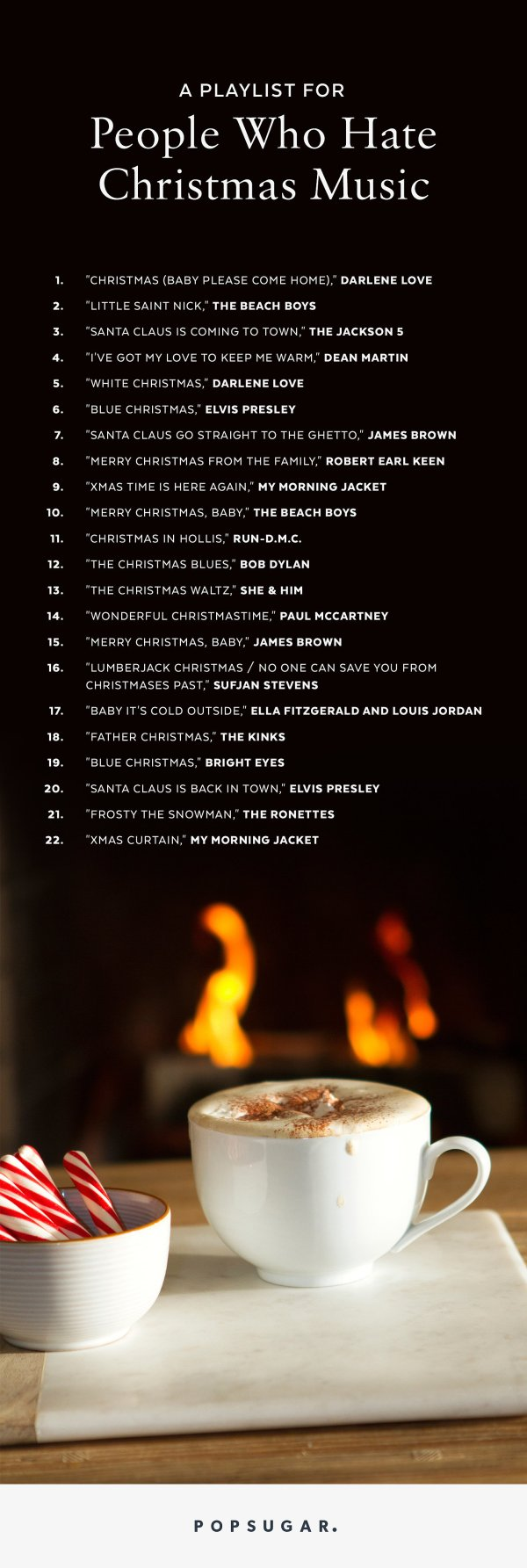 Indie and Classic Rock Christmas Songs | POPSUGAR ...