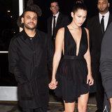 Bella Hadid e il Weeknd secondo le informazioni ricevute si sono rotti su