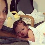Vedi la prima foto del figlio neonato adorabile Ne Yos!