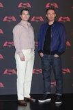 Il doppio Hotness: Ben Affleck e vapore di Henry Cavill sul tappeto rosso nel Messico