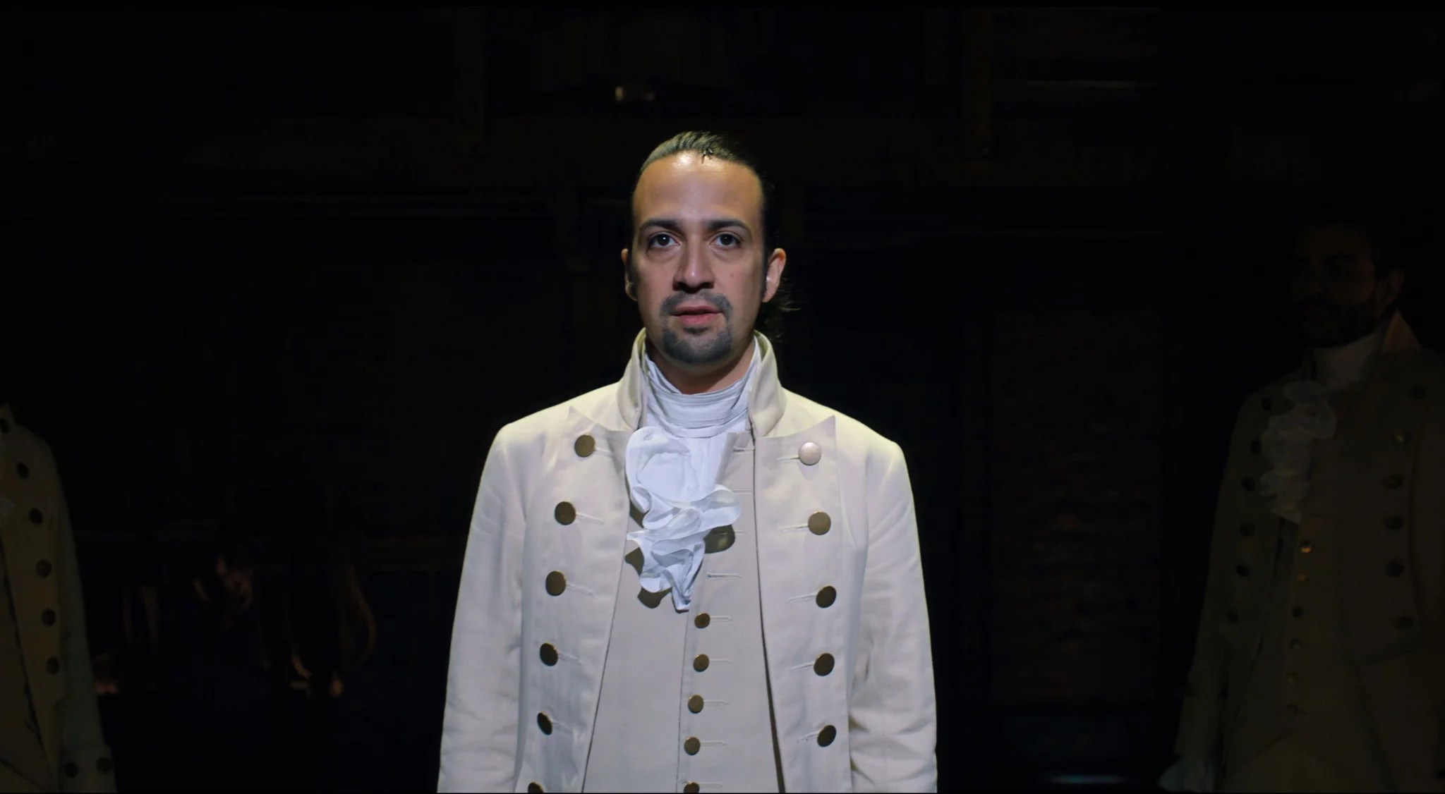 "Lin-Manuel Miranda on Swearing in Hamilton on Disney+: ""I ..."