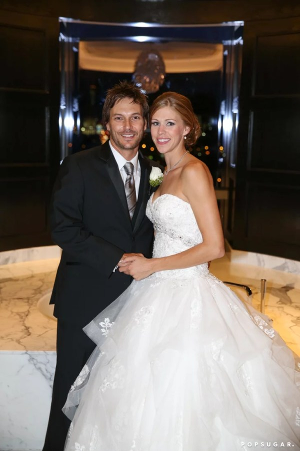 Kevin Federline and Victoria Prince got married at the