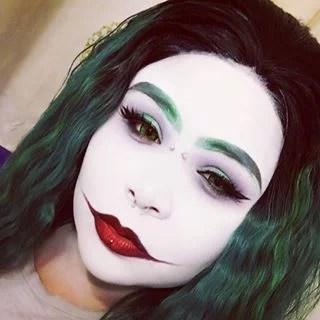 Joker Female Makeup Amatmakeup Co