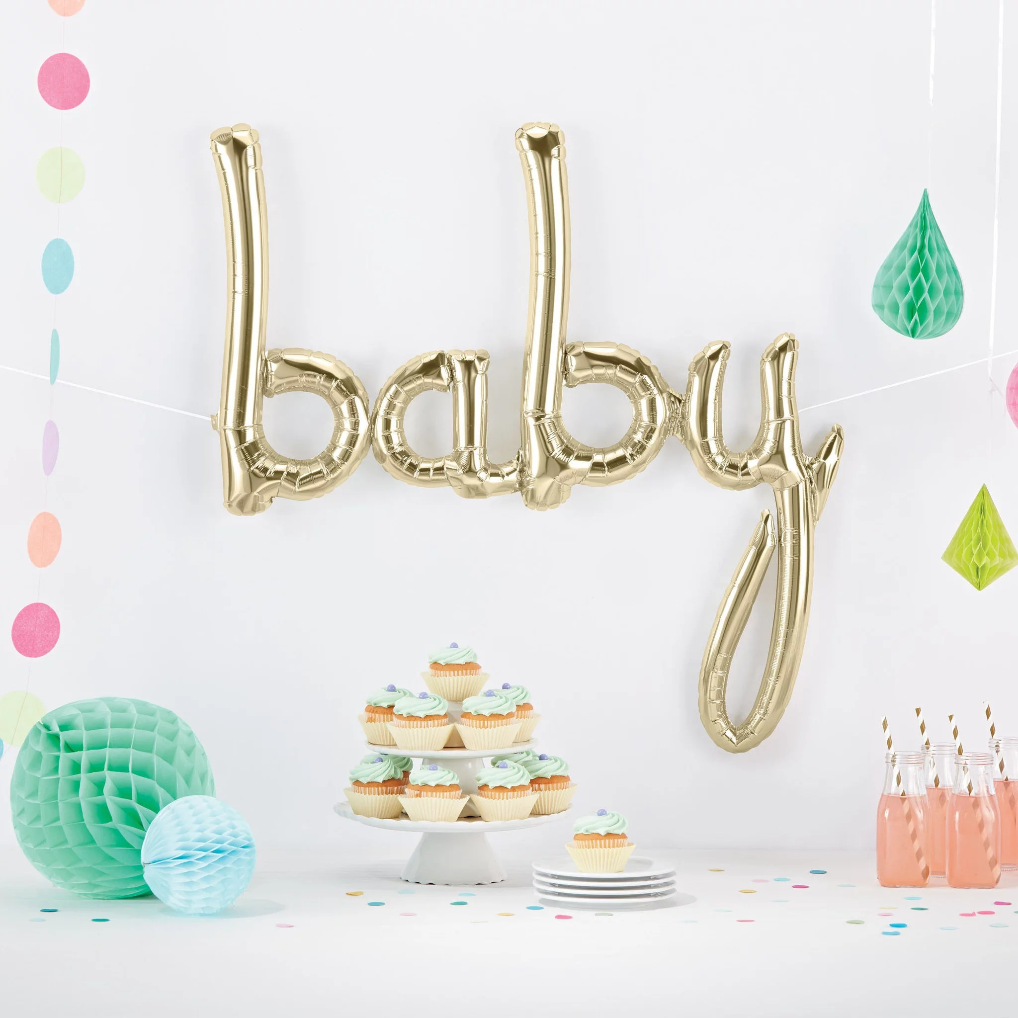 Baby Shower Decorations Popsugar Family