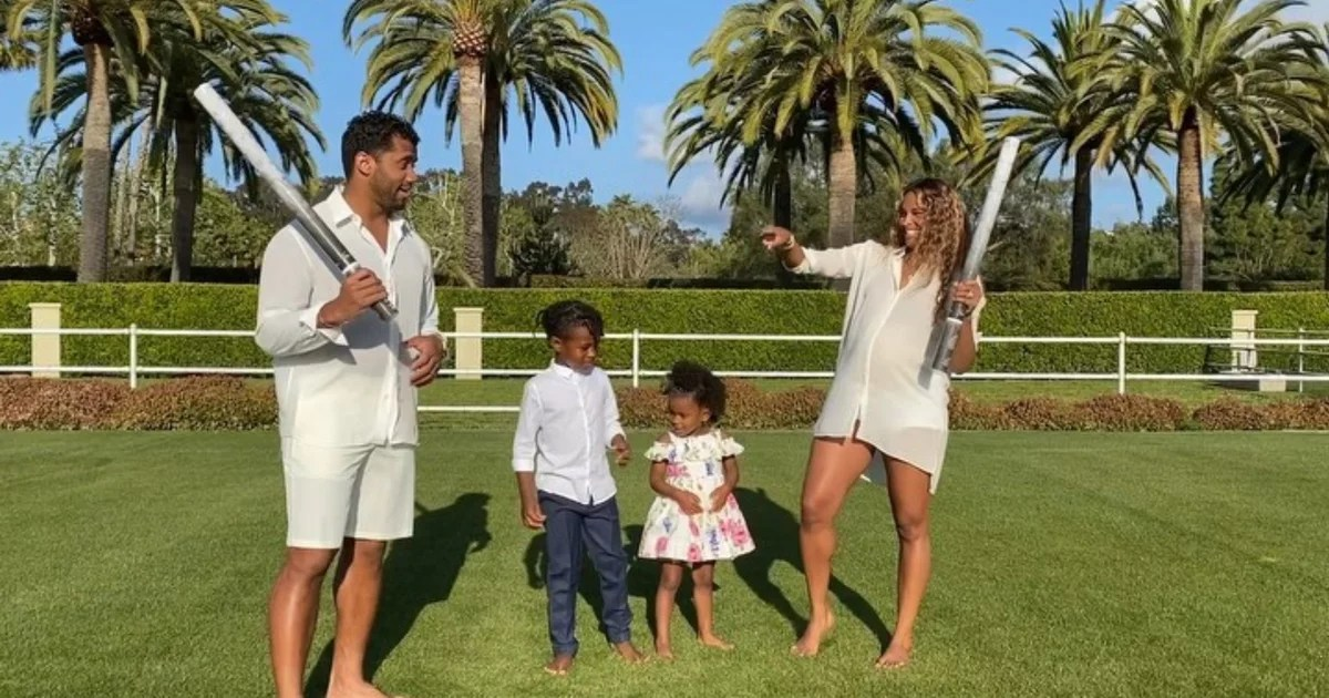Ciara and Russell Wilson Just Found Out the Sex of Their Child, and Her Reaction Is Priceless