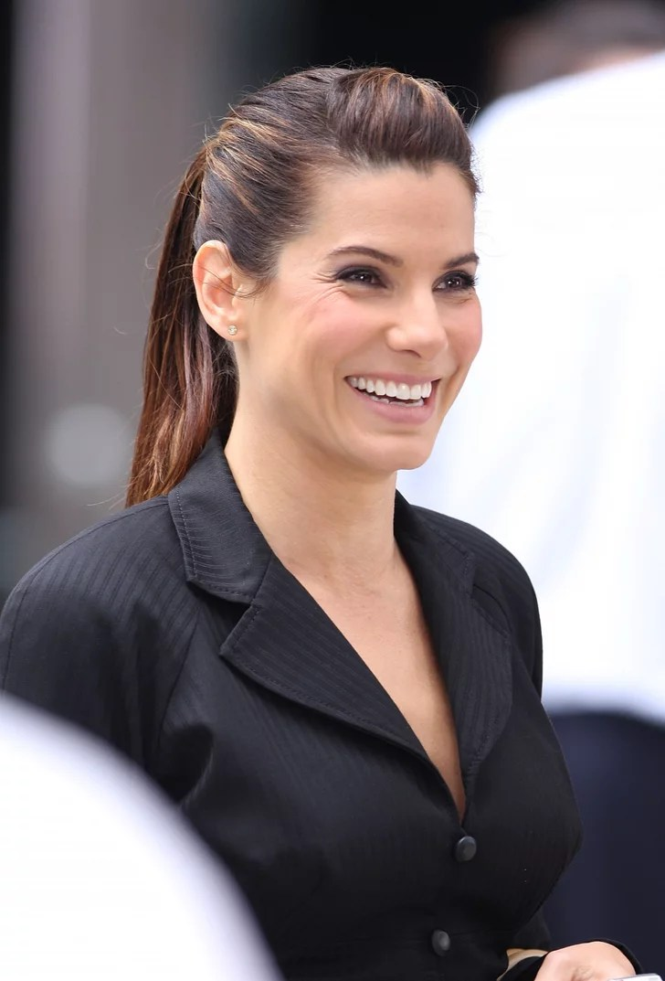 2008 Sandra Bullock Pictures Through The Years