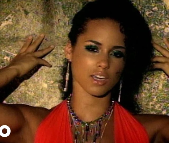 Sexy Alicia Keys Music Videos Popsugar Entertainment