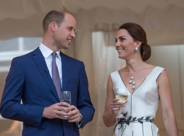 Kate Middleton and Prince William in Poland and Germany