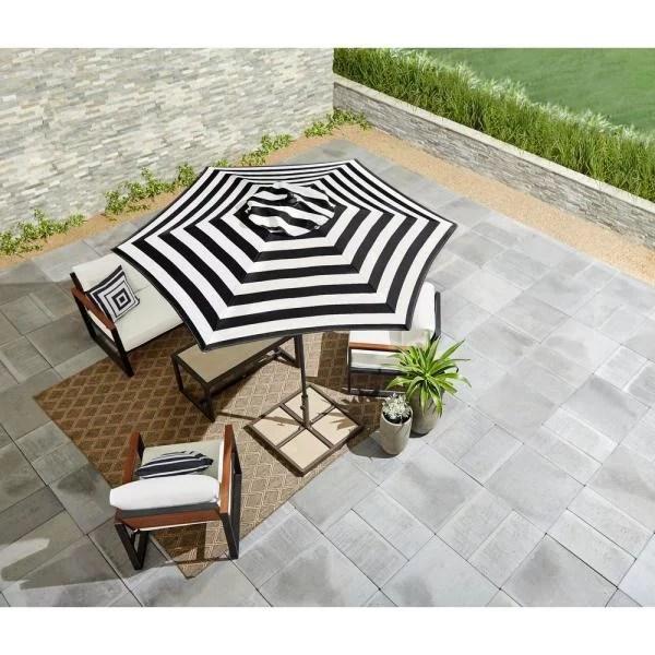 hampton bay steel market outdoor patio