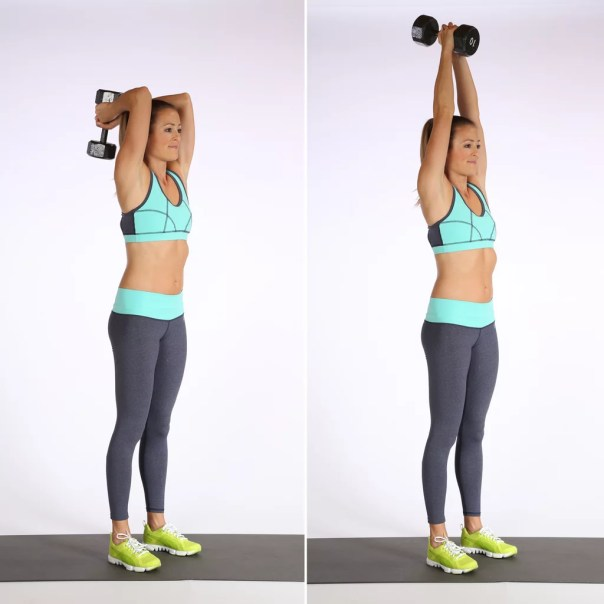 Upper Body Workout For Women at the Gym | POPSUGAR Fitness