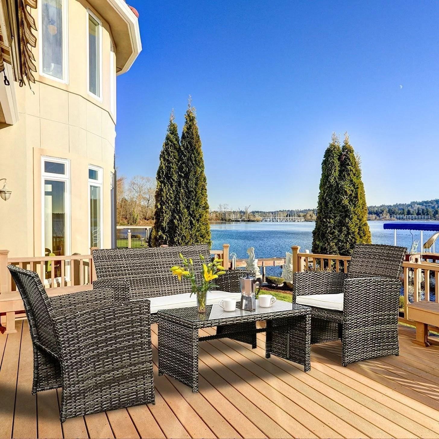 best patio furniture on amazon