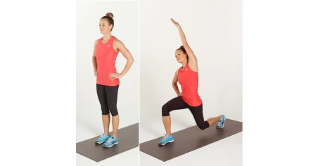 Image result for Reverse Lunge with Reach