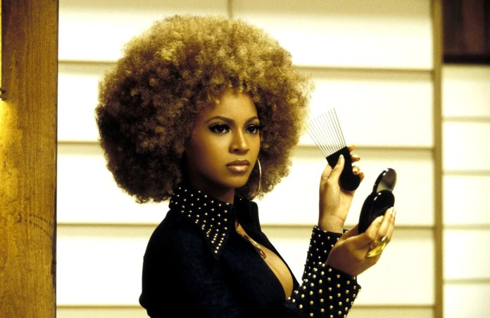 AUSTIN POWERS IN GOLDMEMBER, Beyonce Knowles, 2002, (c) New Line/courtesy Everett Collection