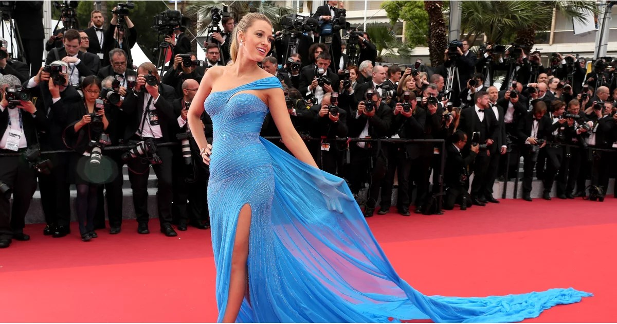 Blake Lively s Best Red Carpet Dresses   POPSUGAR Fashion