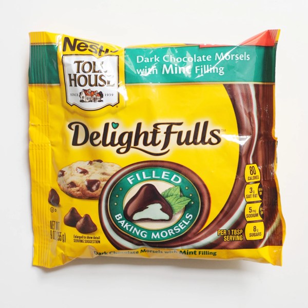 Nestle Toll House Delightfulls Dark Chocolate Morsels With