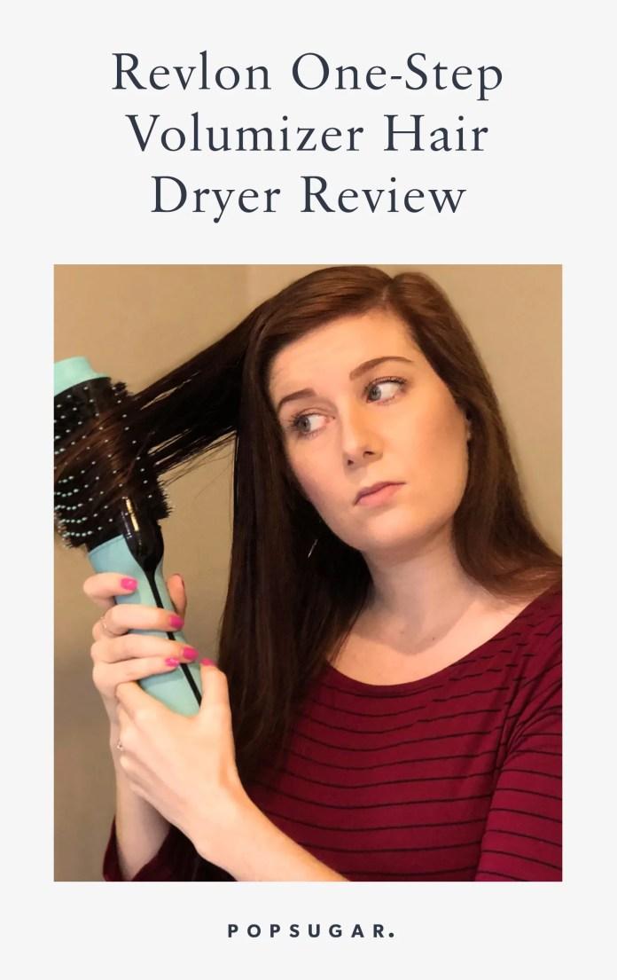Revlon One-Step Volumizer Hair Dryer Assessment
