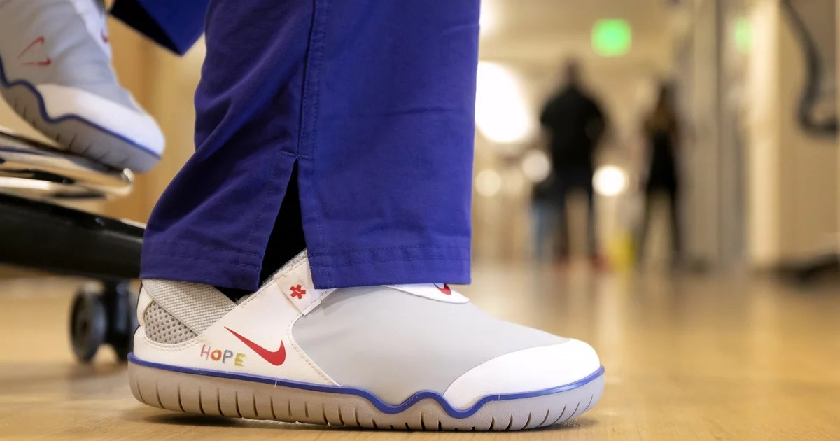 Nike Is Donating Free Sneakers to Healthcare Workers in the US and Europe