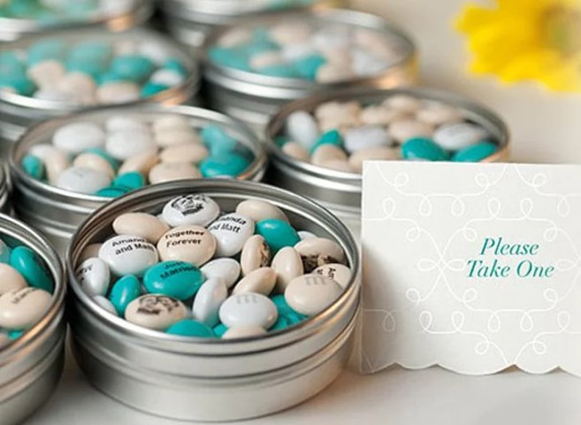 Edible Wedding Favor Ideas   POPSUGAR Food