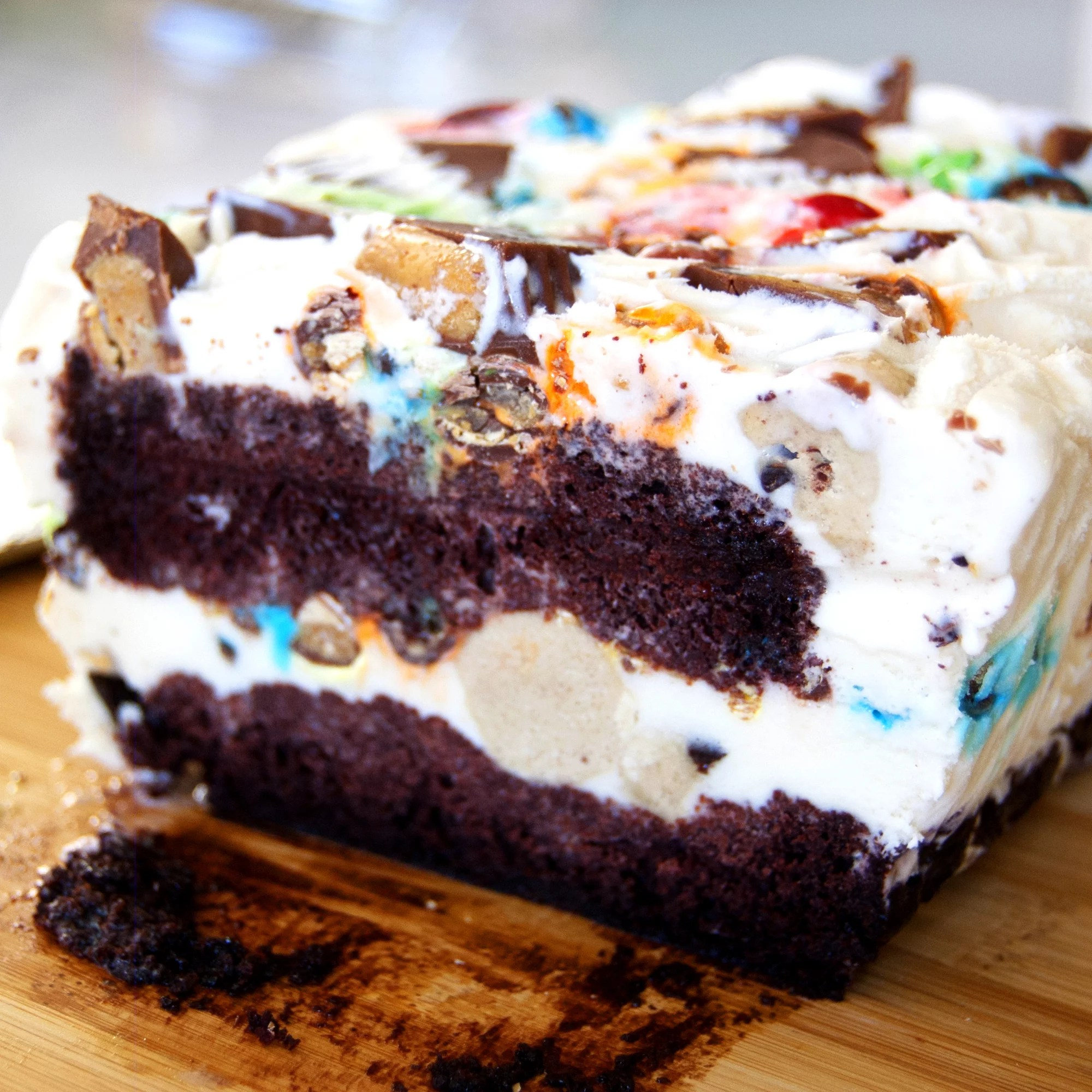 The Pioneer Woman S Ice Cream Cake Recipe With Photos