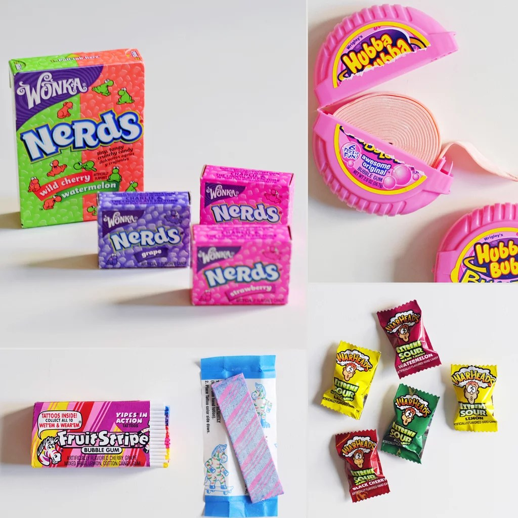 90s Candy Personality Quiz
