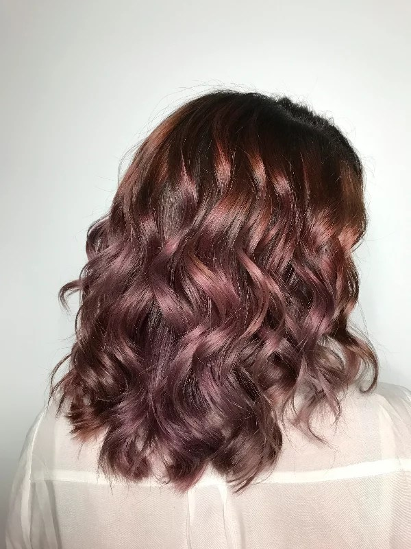 Brown Hair Light Brown Tips