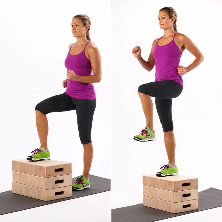 Lateral Step-Up