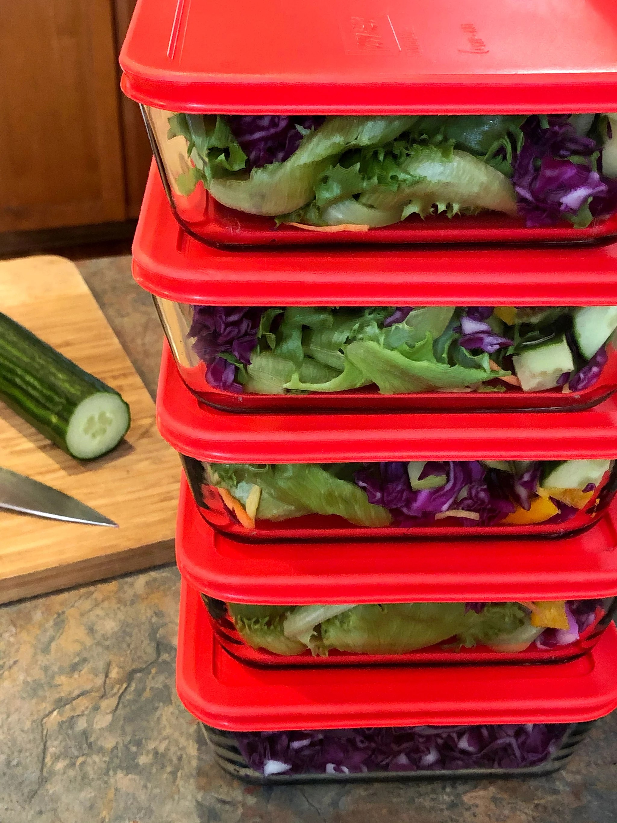 Even If You're Working From Home Now, a Dietitian Says It's Still Important to Meal Prep