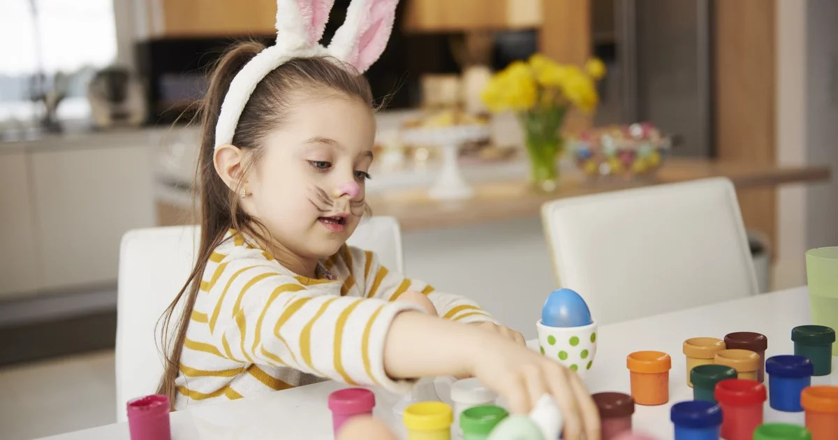 Easter Will Look Different This Yr, but It's Important to Our Family to Celebrate Anyway