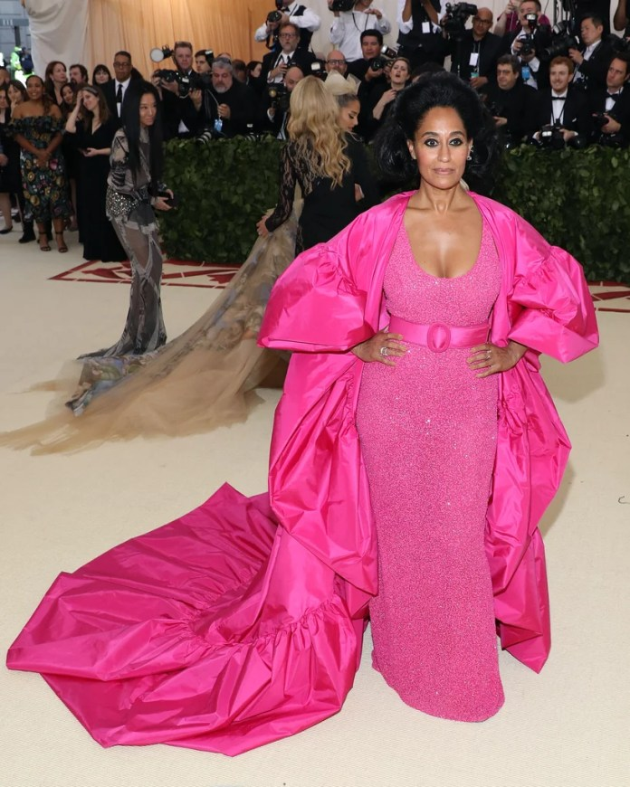 Image result for Tracee Ellis Ross met gala 2018