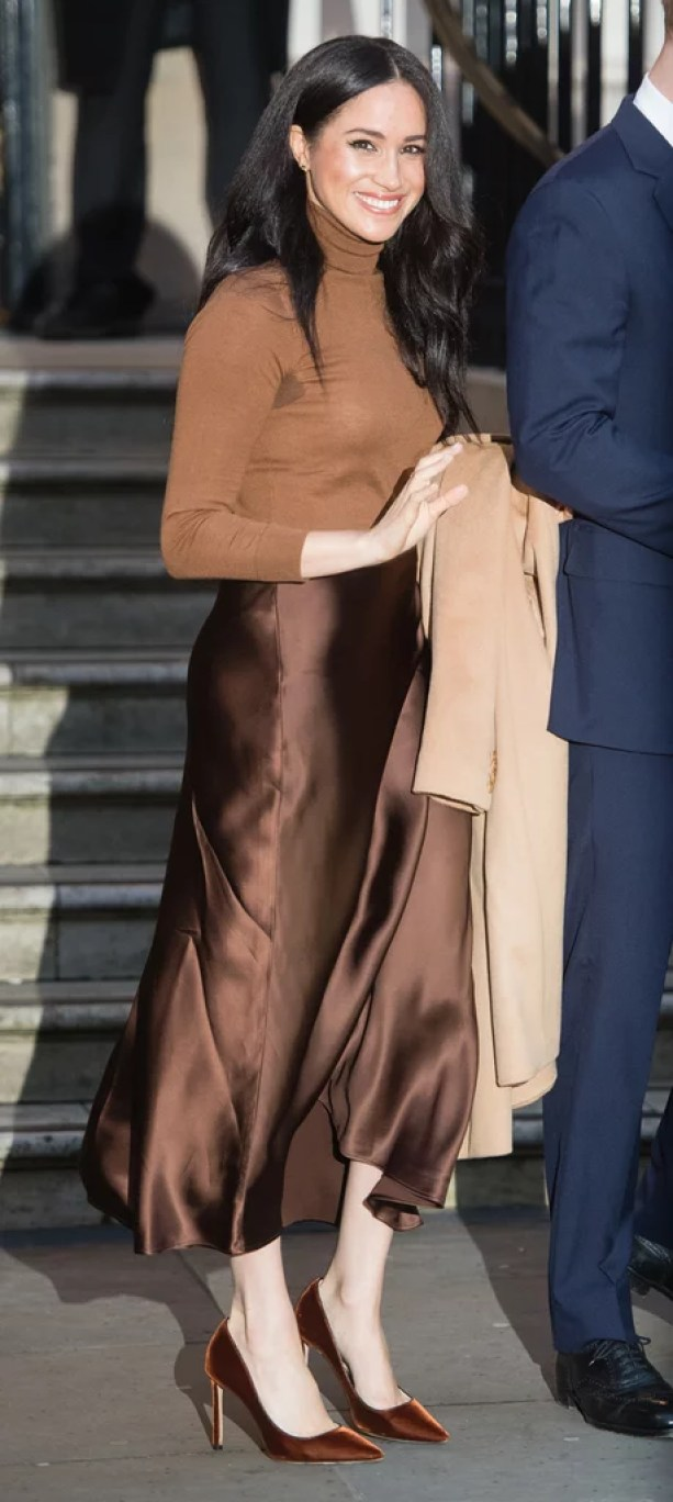Image result for meghan markle style