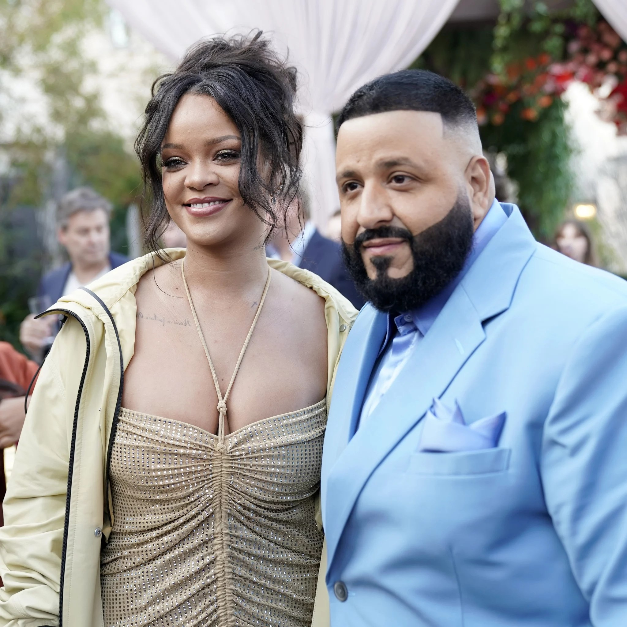 celebrities at the 2020 roc nation