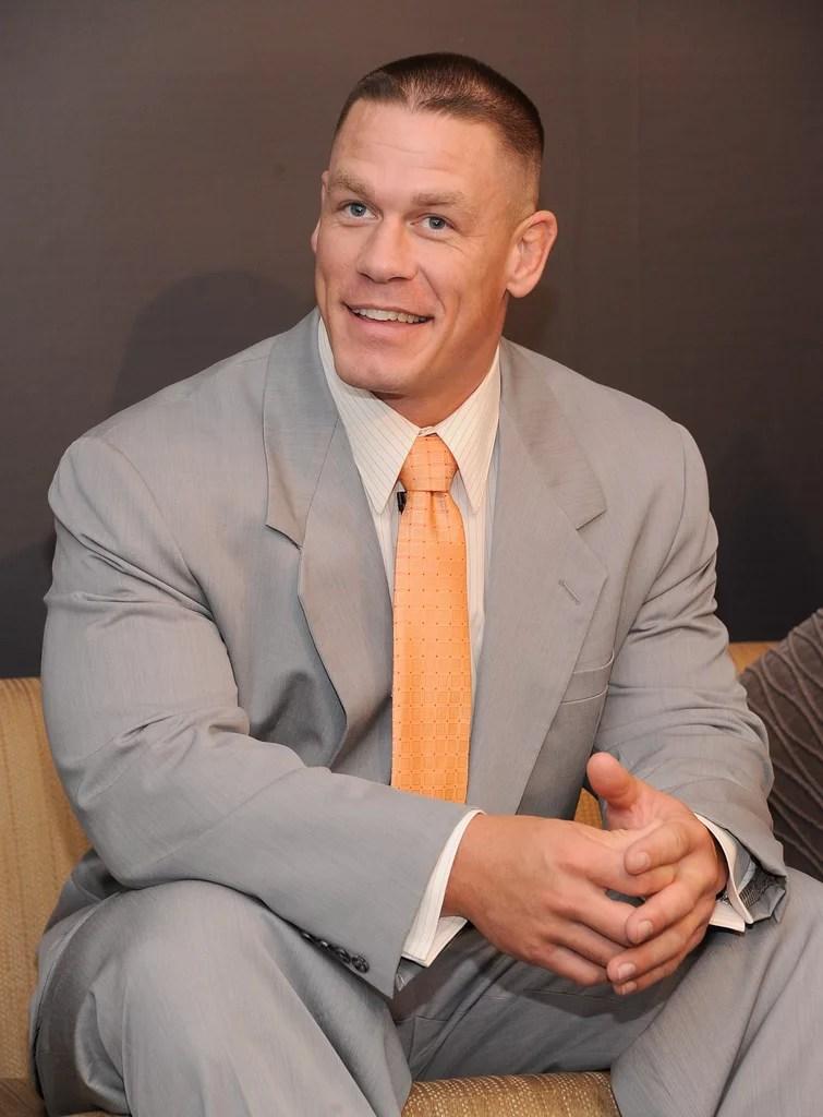 Reasons We Love John Cena POPSUGAR Celebrity