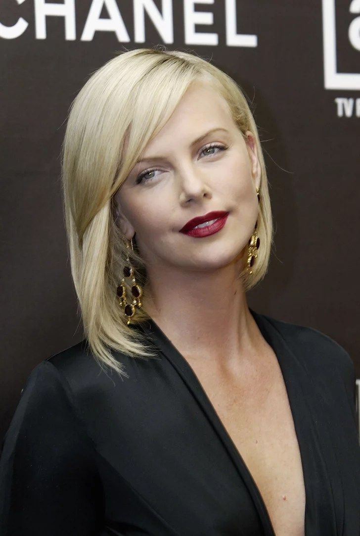 2005 Charlize Theron Beauty Looks Through The Years