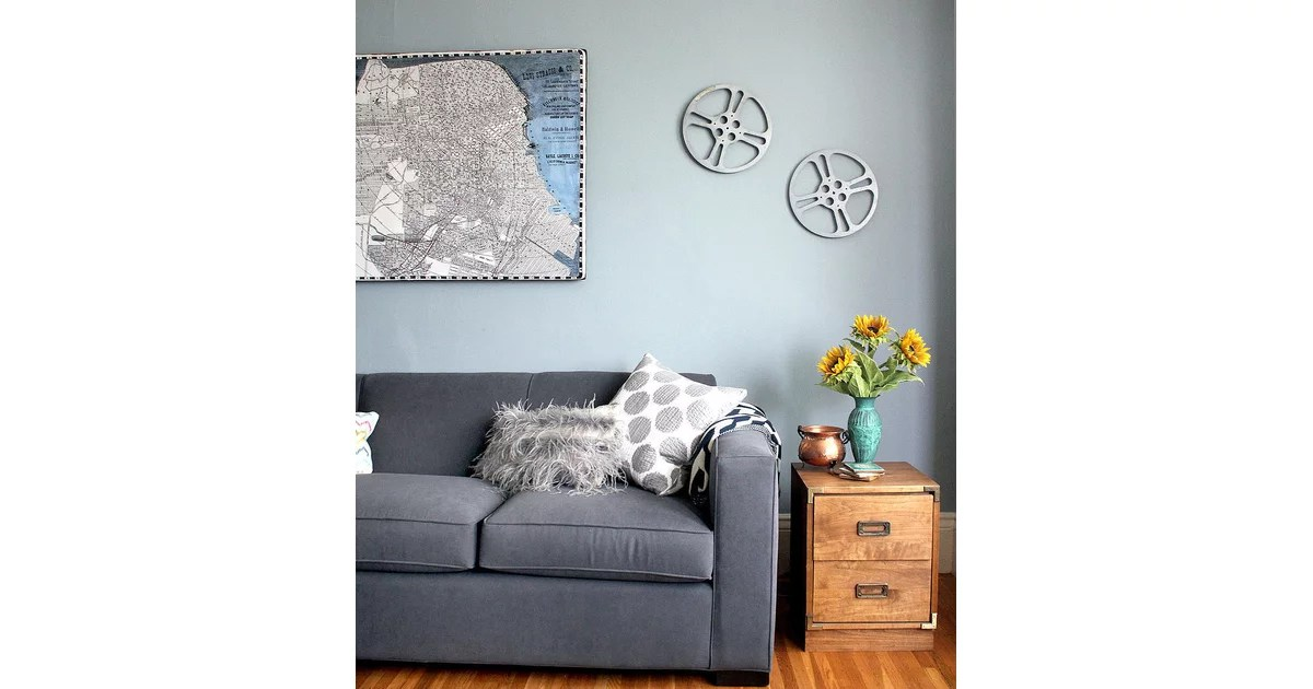 Stuff Saggy Cushions How To Make An Old Sofa Look New POPSUGAR Home Photo 4