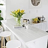 Tile Over Your Countertop