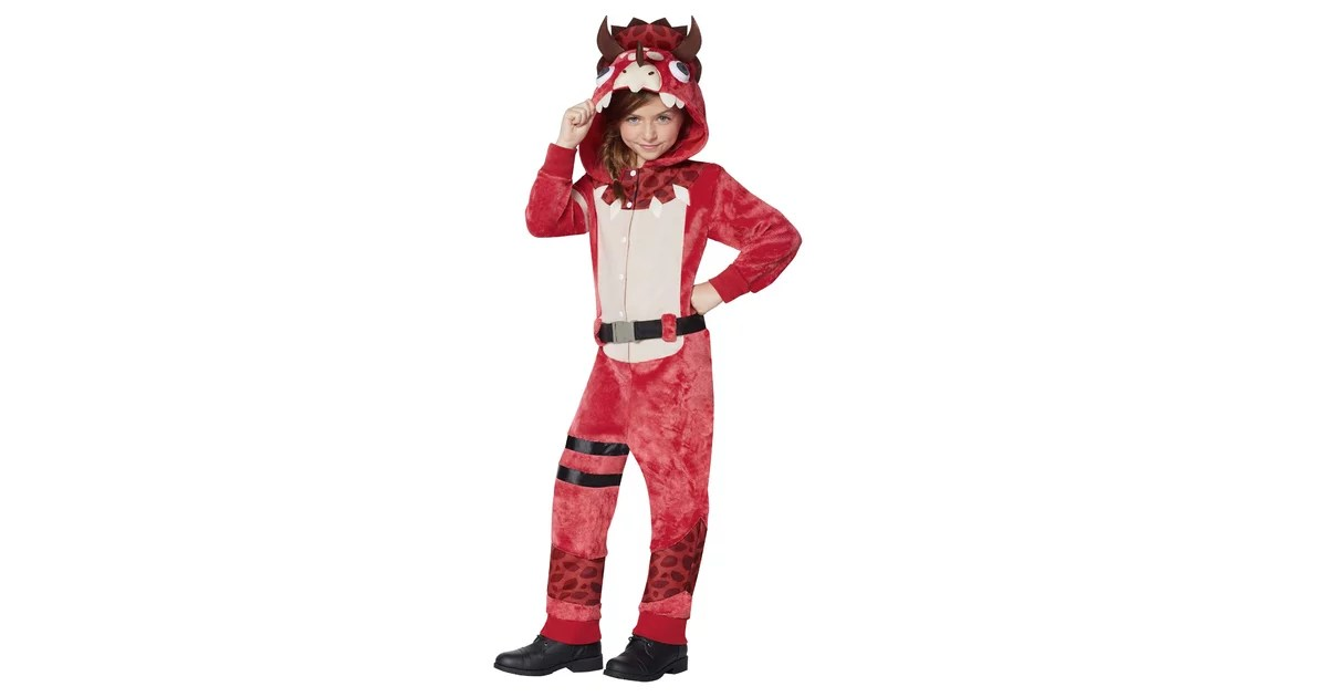 Tricera Ops Spirit Halloween Fortnite Costumes For Kids