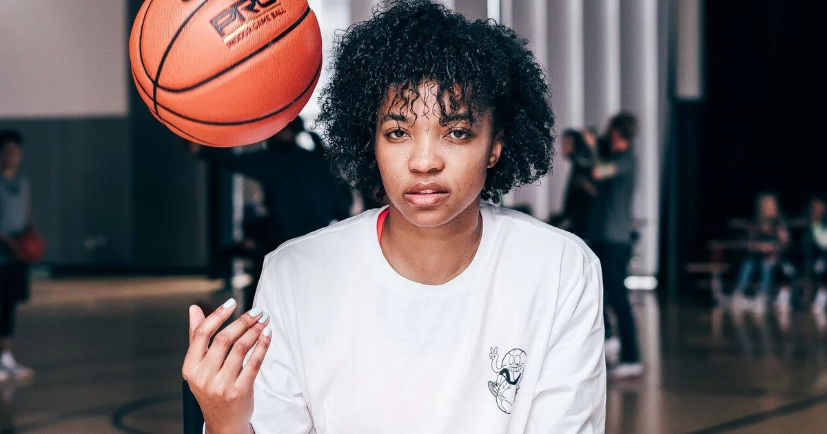 WNBA's Imani McGee-Stafford: Finding a Purpose in the Pain