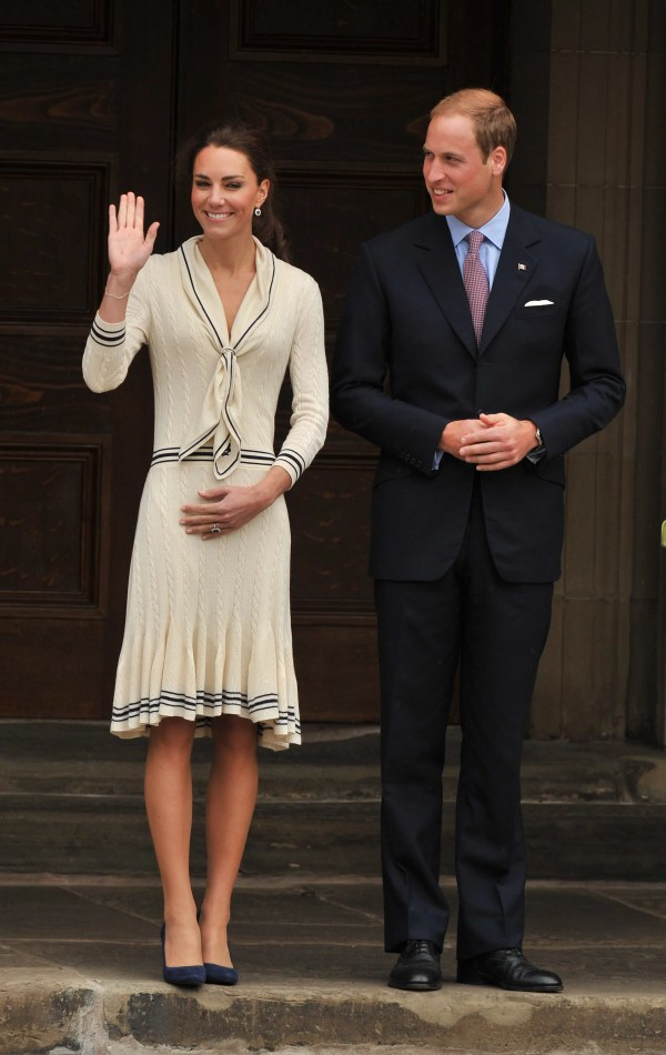 What Are Prince William and Kate Middletonamp39s Jobs