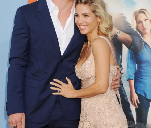 Chris Hemsworth And Elsa Pataky At Vacation Premiere Photos