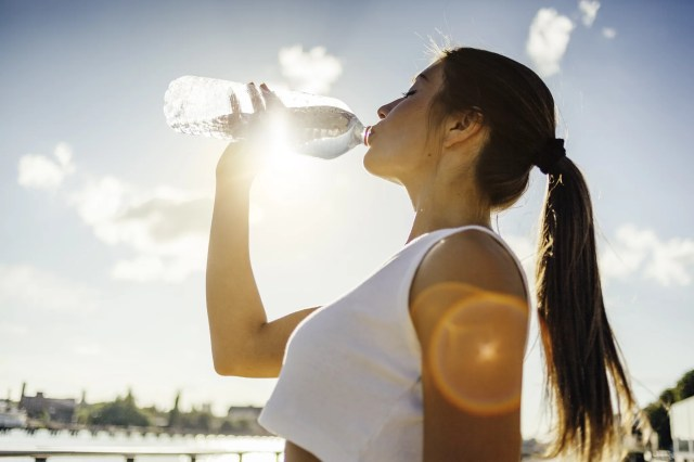 Drink More Water to prevent blood SUGARLEVELS