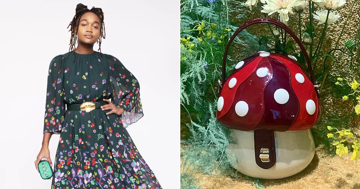 Kate Spade's Fall 2020 Collection Is Making Fairy-Tale Dressing a Reality