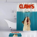 Funny And Weird Shower Curtains On Amazon 2019 Popsugar Home Uk