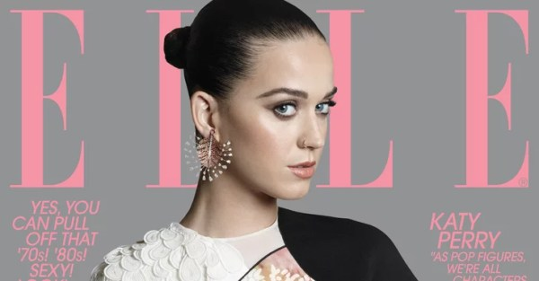 Katy Perry's Interview With Elle Magazine March 2015 ...