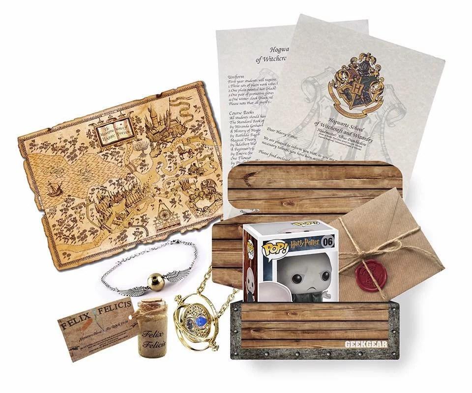Harry Potter Subscription Boxes POPSUGAR Tech