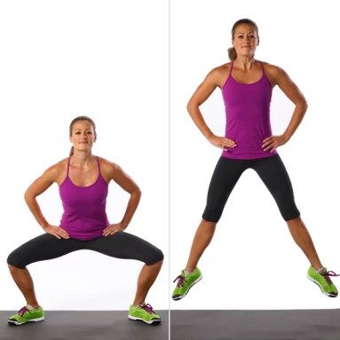 Image result for Jump Squat for Slim Legs
