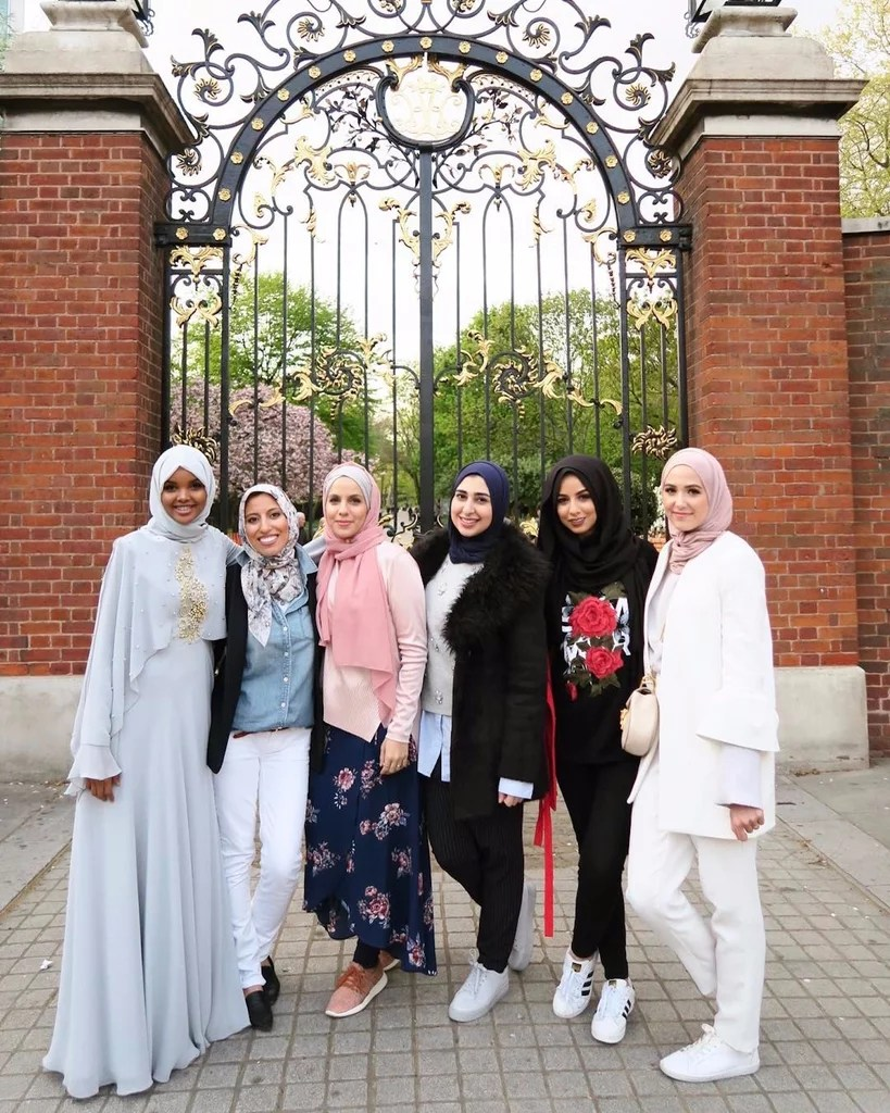 London s Modest Fashion Week   POPSUGAR Fashion Middle East London s Modest Fashion Week