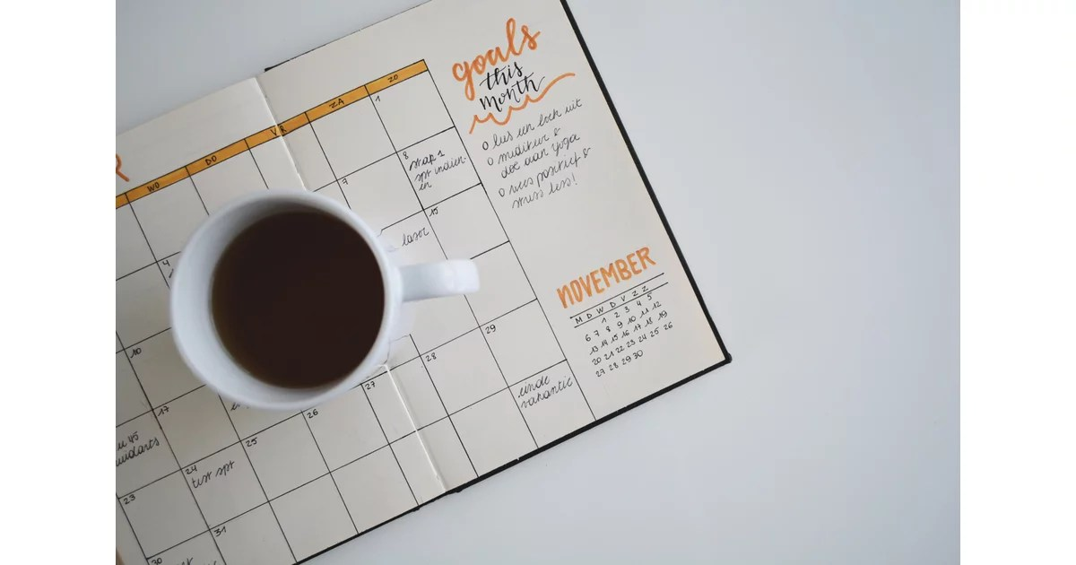 Exactly How I Bullet Journal My Fitness and Nutrition Goals to Stay on Track